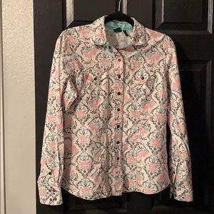 Western junior girls shirt